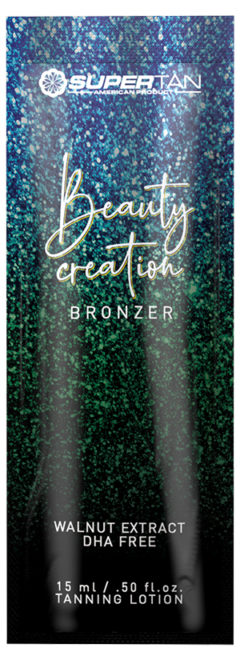 Kosmetyki Supertan Beauty creation bronzer saszetka