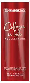 Kosmetyki Supertan Collagen in love accelerator saszetka