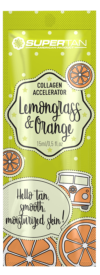 Kosmetyki Supertan lemongrass orange saszetka
