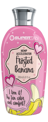 SuperTan New Frosted Banana